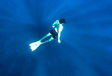 The thrill of freediving is unlike anything you've felt before