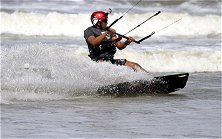 Kitesurfing Tioman - Need for speed