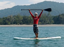 SUP Tioman - feeling free, feeling awesome